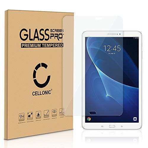 CELLONIC® Cristal protector de la pantalla compatible con Samsung Galaxy Tab A...