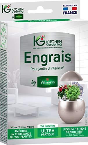 classement un comparer Vilmorin engrais hydroponique jardinage, blanc