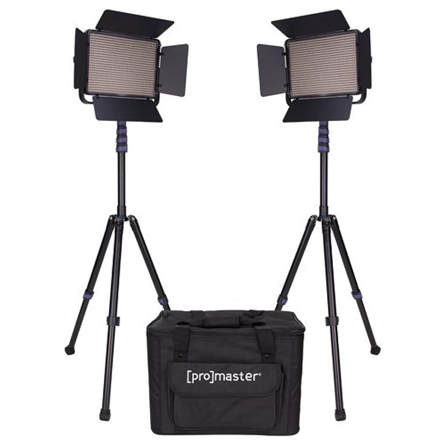 Promaster LED1000D Specialist LED 2 Light Transport Kit - Daylight