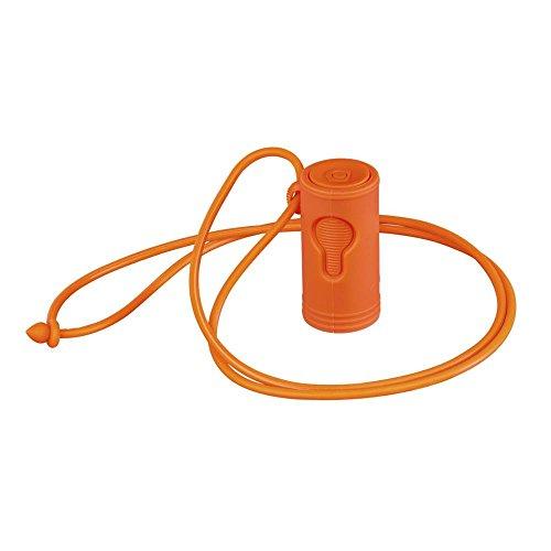 Hama 00005237 Fernbedienung Bluetooth Smartphone Drucktasten - Fernbedienungen (Smartphone, Bluetooth, Drucktasten, Orange)