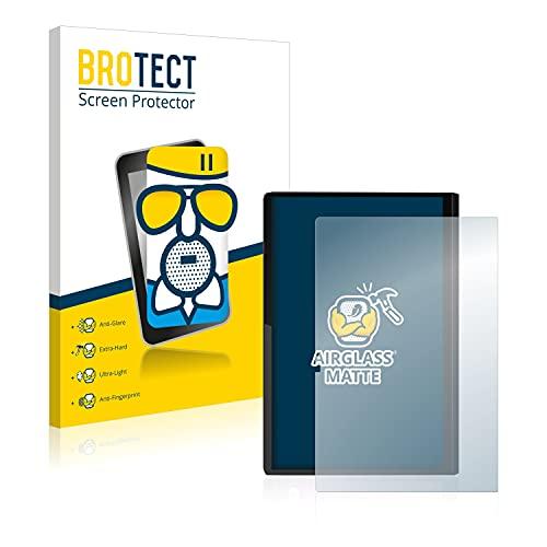 BROTECT Protector Pantalla Cristal Mate Compatible con Lenovo Yoga Tab 13 (Retrato) Protector Pantalla Anti-Reflejos Vidrio, AirGlass