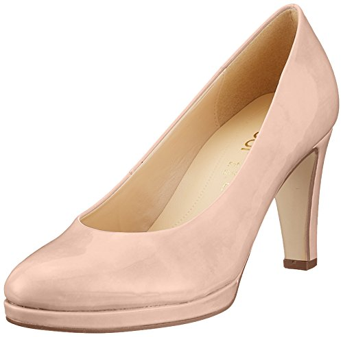 Gabor Damen Fashion 81.27 Pumps, Mehrfarbig (Antikrosa), 37 EU