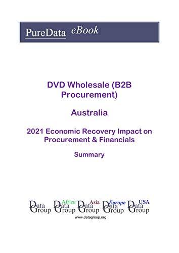 DVD Wholesale (B2B Procurement) Australia Summary: 2021 Economic Recovery Impact on Revenues & Financials (English Edition)