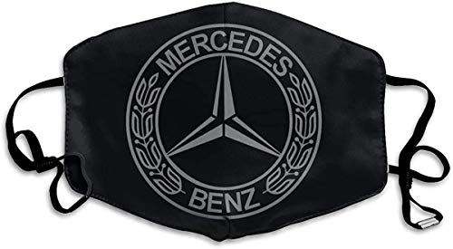 Shichangwei Multifunktionstuch,Druck Mund und Nasenschutz,Adults Mer-cedes Ben-z Logo Reusable & Washable...