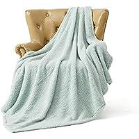 Felmyuhul I U Ultra Super Soft Lightweight Cozy Throw Blanket