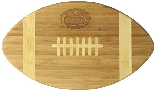 NCAA Penn State Nittany Lions Touchdown! Bamboo Cutting Board, 16-Inch