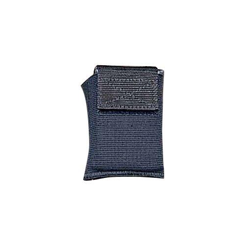 DeSantis Elastic Ankle Ambidextrous Wallet, Black