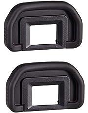 90D EB Visor ocular ocular ocular para cámara digital Canon EOS 90D/80D/70D/60D/50D/40D/20D/5D Mark Ⅱ /6D MarkⅡⅡ
