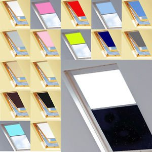 Lifestyleblinds Blackout Roller Blinds For Velux Windows