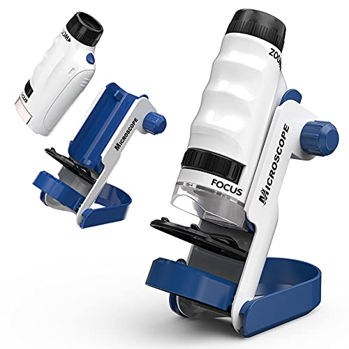 Microscopio De Bolsillo  marca Tuoveek