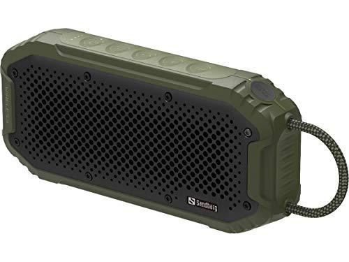 Sandberg Waterproof Bluetooth Speaker, Black
