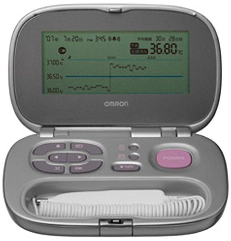 ハロウィンショップウミウシオムロン 婦人体温計 サーモプラン MC-440