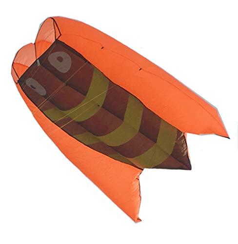 AWCPP Breeze Fácil de Volar Cometas, Cometas Creativas Adulto Tres Dimensional Transporte Al Aire Libre Viaje Volando Niño Modelo de Animales Kites, 155 * 140 cm,C