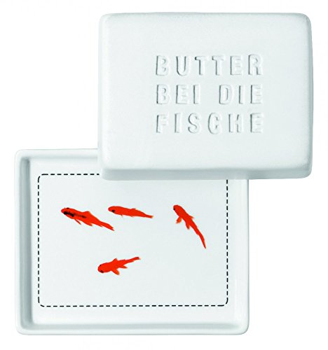 Breakfast Butterdose, klein Butter bei...
