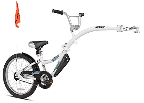 Learn More About Kent Wee Ride Co-Pilot Seat, White