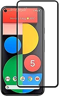 لجوجل بيكسل 5 زجاج مقسى كامل واقي شاشة HD لجوجل بيكسل 5