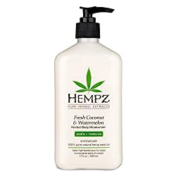 10 Best Tanning Lotion With Hemps