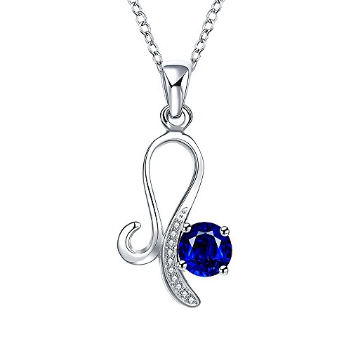 Great Features Of KopooaP Silver Necklaces Pendant Jewelry Birthday Gifts Presents Gemstone for Wome...