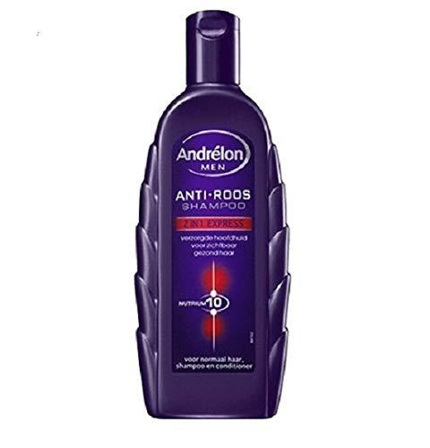 3 x Andrelon Shampoo für Männer - Anti-Schuppen