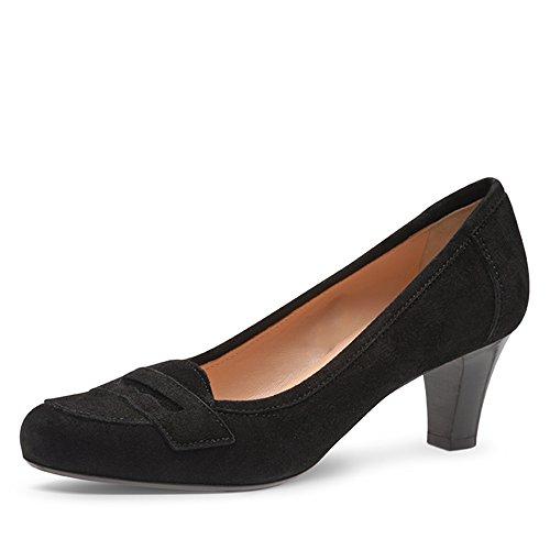 Evita Shoes Damen Pump Pumps, Schwarz (schwarz 10), 38