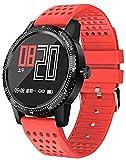 Ruisan Smart Watch Women/Men IP67 IP67 Impermeable Monitor de Ritmo cardíaco Fitness Tracker Sleep M...