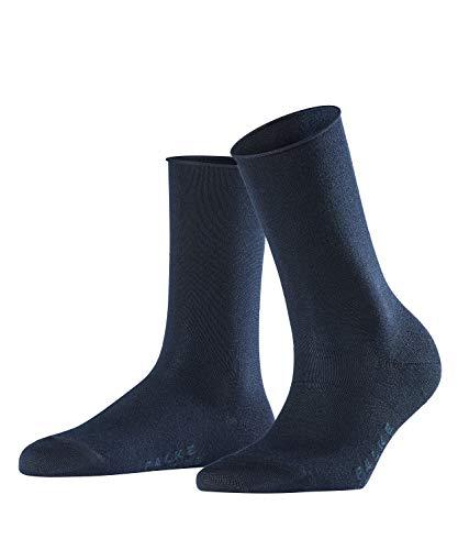 FALKE Damen Socken Active Breeze - Lyocellmischung, 1 Paar, Blau (Dark Navy 6379), Größe: 39-42