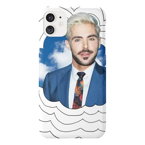 Zac Efron In Clouds Classy Men Phone Case Hard Plastic Protective Smartphone Mobile Cover Funny For - Huawei P10 Lite