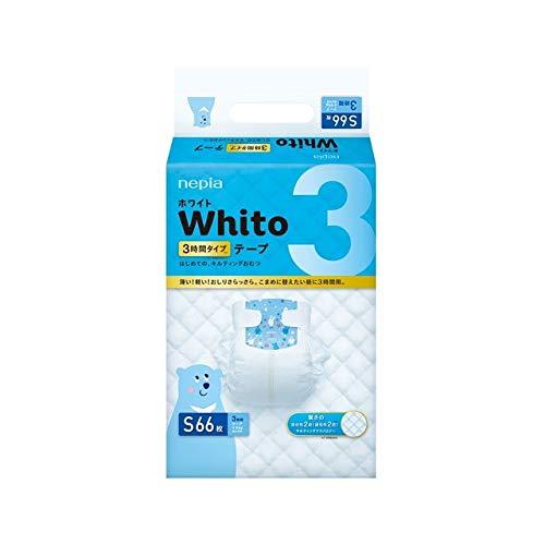 王子ネピア『ネピア Whito(ホワイト)テープ 3時間用 Sサイズ』