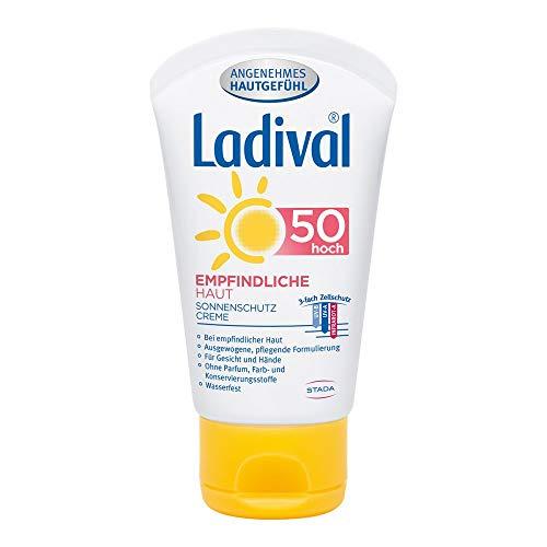 Ladival empfindliche Haut Creme LSF 50, 50 ml