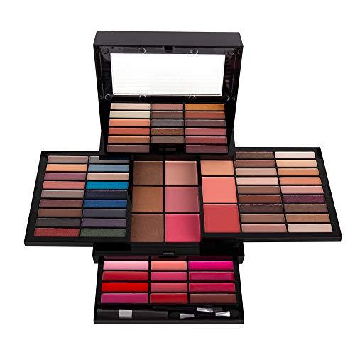 CHSEEO Paleta de Maquillaje Set Paleta de Sombras de Ojos, Juego de Maquillaje Kit de Maquillaje para Mujeres y Niñas Caja de Regalo Cosméticos #2