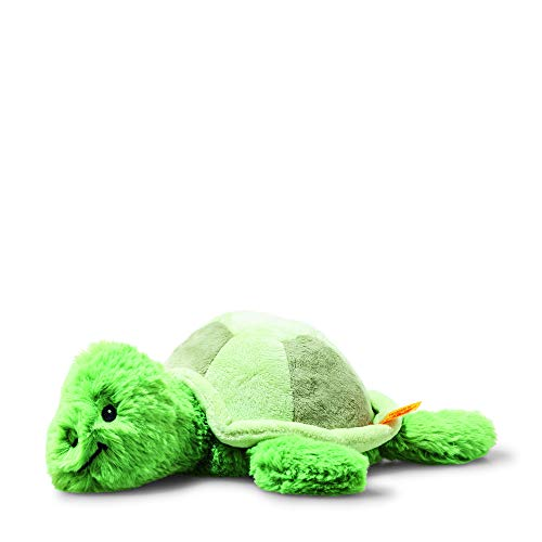 Steiff 63855 Soft Cuddly Friends Tuggy Schildkröte, grün