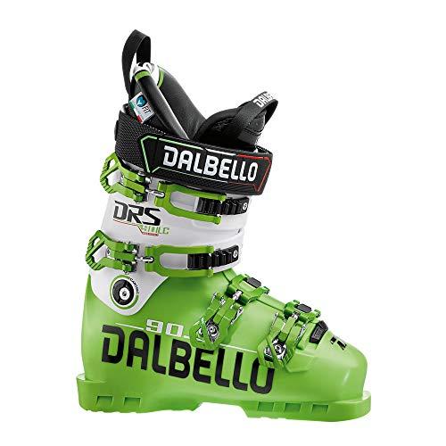Dalbello Drs 90 LC Uni, Lime/White, Scarponi da Sci Uomo, 25,5