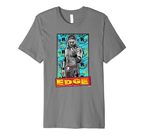 WWE NERDS Neon Series Edge Premium T-Shirt
