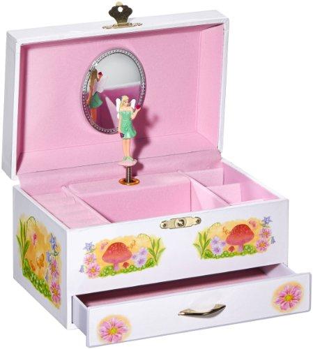 Spieluhrenwelt -   Kinder-Schmuckdose