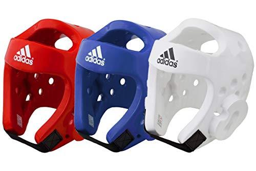Adidas WTF Taekwondo Kopfschutz Schaumstoff Martial Arts, blau, Large