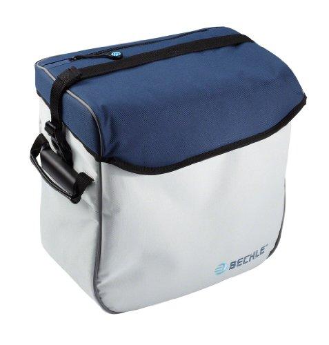 Praktische Einkaufstasche für Dietz Rollator Brado Tasche Poly Grau