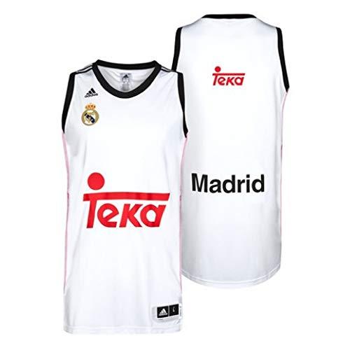 Camiseta Real Madrid Basket 1ª 2014-15