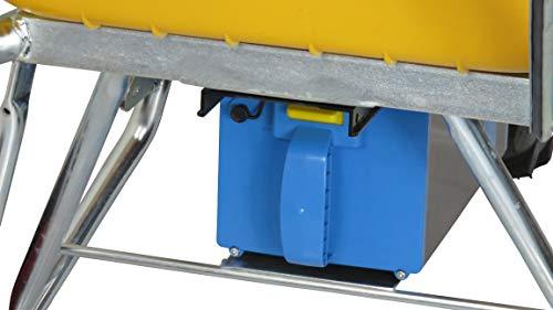 Motorschubkarre Elektroschubkarre E-PowerBarrow Heavy Duty pro 100l lithium - 6