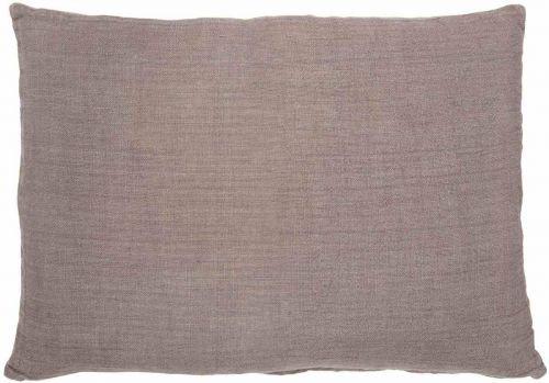Ib Laursen Kissenbezug Leinen, 50x70cm Farbe Pflaume