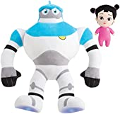 WowWee ARPO Robot Babysitter – ARPO Care for Cookie – Lights and Sounds Interactive Plush Set for Pretend Play