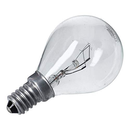 LUTH Premium Profi Parts lámpara de horno bombilla E14 40W 300°C para Bosch Siemens Neff 00057874 57874
