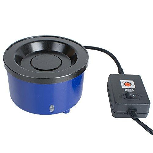 Denshine 200W Melt Hot Pot Keratin Glue Melting Pot Temperature Control for Fusion Hair Extensions