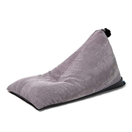 LuoMei Lounger Stuffed Bean Bag Sofá Lazy Sofa Stuffie Seat Plegable Floor Chair Lounge Chair Sofá Almacenamiento de Juguetes Bean Bag Sofá Asiento para Niños, Adolescentes Y Adultos Soft Free Send S