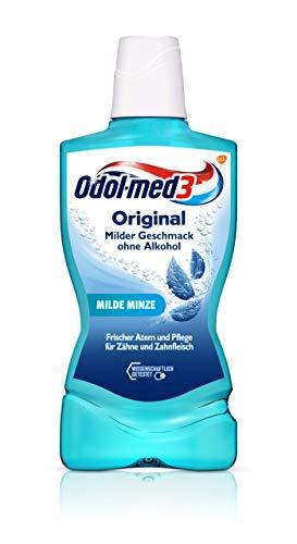 Odol-med3 Original Mundspülung, 500 ml.