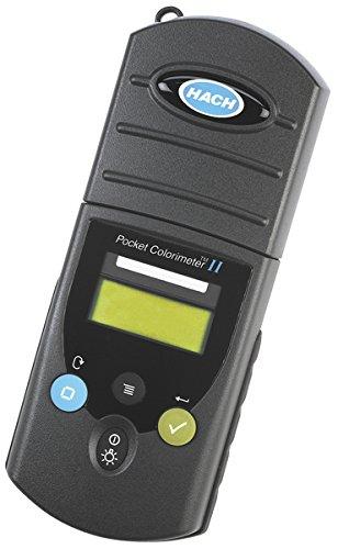 Hach 5870000 Pocket Colorimeter II, Chlorine (Free and Total)