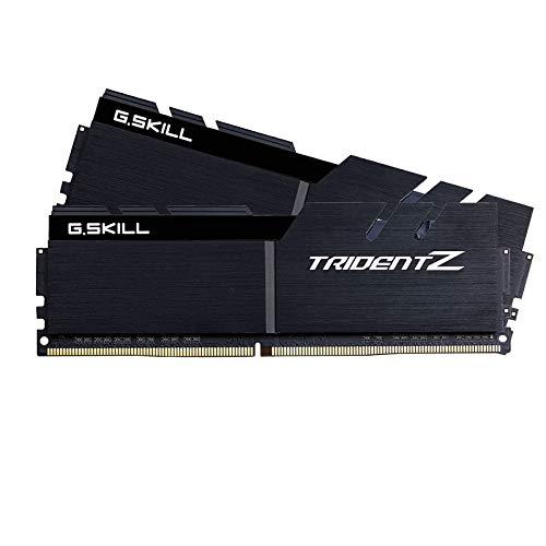 G.SKILL Model F4-4000C19D-32GTZKK TridentZ Series 32GB (2 x 16GB) 288-Pin DDR4 4000MHz PC4-32000 for Intel Z370 Desktop Memory