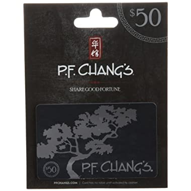 P.F. Changs Gift Card 50