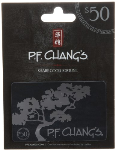 P.F. Changs Gift Card $50