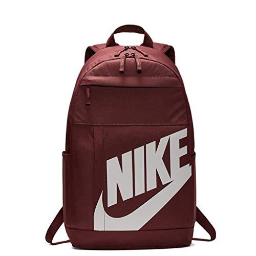 Nike Unisex_Adult Sportswear Elemental Backpack, Crimson Tint/Crimson Tint/Dark Raisin, MISC