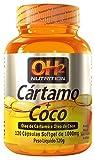 Cártamo + Óleo de Coco - 120 cápsulas Softgel de 1000mg
